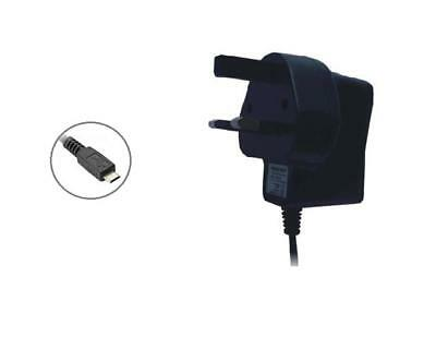 UK Mains House Wall Charger For Acer Iconia One B1-850 8'' Tablet PC • 6.95£