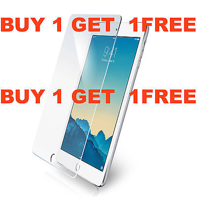 9H HD 100% Genuine Tempered Glass Screen Protector For IPad PRO 9.7 Inch • 5.99£