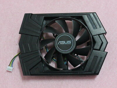 ASUS Geforce GTX750TI-PH-2GD5 Video Card Fan Replacement With Bracket 4Pin R203 • 12.64£