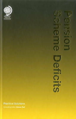 Pension Scheme Deficits: Practical Solutions By Steven Hull (Hardback, 2007) • 63.45£