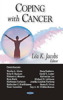 Coping With Cancer By Nova Science Publishers Inc (Hardback, 2008) • 49.40£