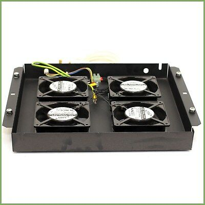 Adda AA1282UB-AW Cooling Fans & Tray Mount - Taken From Working • 42.99£