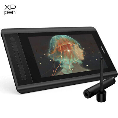 XP-PEN Artist12 11.6  Graphics Drawing Tablet Monitor Pen Display 72% NTSC 8192 • 199.99£