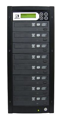 U-Reach 1-7 Target CD DVD Copier Duplicator Tower With Latest Drives • 375£