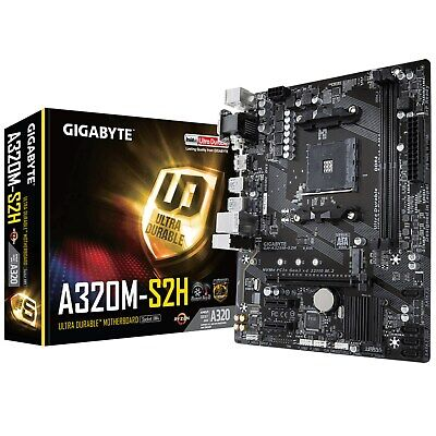 CCL 3.6GHz AMD Ryzen 5 1600 Bundle - 8GB RAM, Gigabyte A320M-S2H Motherboard • 187.99£
