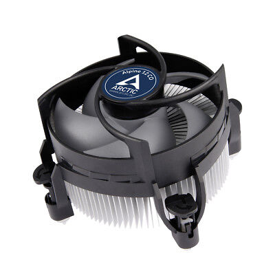 Arctic Cooling Alpine 12 CO (Continuous Operation) Intel CPU Cooler, 0dB Mode • 11.77£