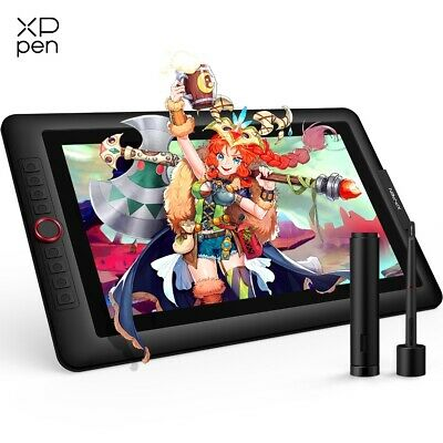 XP-Pen Artist15.6 Pro 15.6 Inch Graphics Drawing Tablet Pen Display 1920x1080 • 359.99£