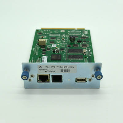 HP - 413510-001 - MSL4048 Library Controller Card • 138£