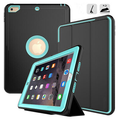 Heavy Duty Shockproof Hard Case Tablet Cover For IPad 6th Generation 2018 9.7  • 11.99£