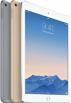 Apple IPad Air 2 32GB Retina  Wi-Fi Only 9.7in Space Grey A+ Grade Warranty • 219.99£
