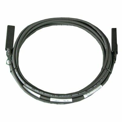 DELL 470-AAVJ SFP+/SFP+ 10ft Networking Cable 3.048m, Black • 73.49£