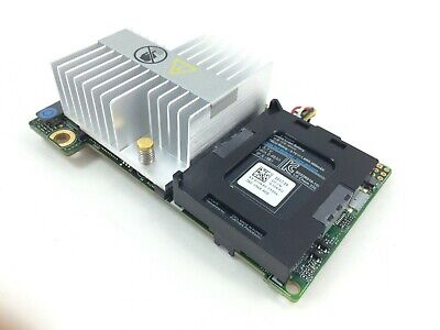 Dell 0MCR5X 05CT6D PERC H710 Mini 6Gb/s 512MB SAS RAID Controller Card + Battery • 29.99£
