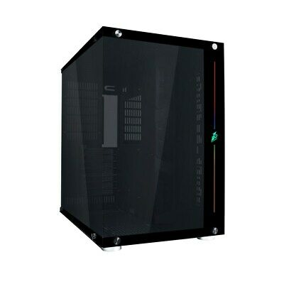 1st Player Steam Punk SP8 Mid Tower Gaming Case - Black USB 3.0 • 62.36£
