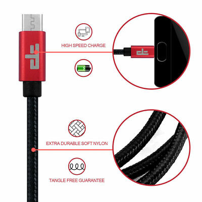 FP® 2 M Micro USB Fast Data Charger Cable For Huawei MediaPad T1 T2 T3 T5 • 4.99£