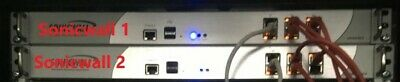 SONICWALL NSA 3500  Security Appliance • 150£