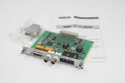 Adtran Atlas E1/PRA NTW MDL, Network Interface Module 1200308L1 550 • 26.51£
