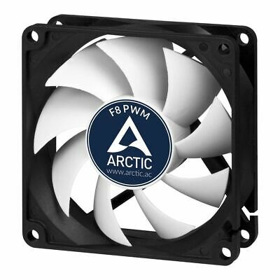 Arctic F8 80mm PWM Rev 2 2000RPM Silent High Performance PC Cooling Case Fan • 6.29£