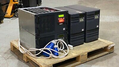 Double Conversion / OnLine 5KVA Rackmount UPS - New Cells - 12Month RTB • 519.18£