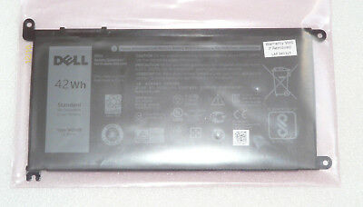 New Genuine Dell Inspiron 13 5368 5378 5379 7368 7378 / 14 7460 Battery Wdx0r  • 49.99£