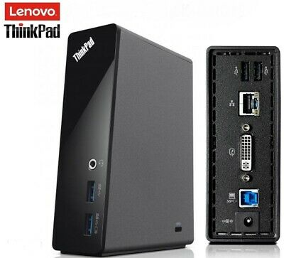 USB 3.0 ThinkPad Dock - Works With DELL HP LENOVO ASUS TOSHIBA, All Laptops • 16.99£