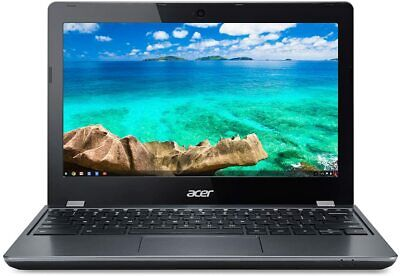 Refurbished 11.6  Acer Chromebook C740 With Chrome Os Play Store Webcam Hdmi - C • 139.99£