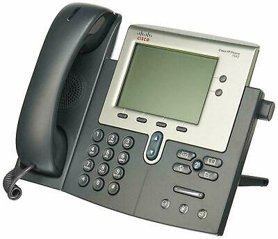 Cisco 7942 7941 7940 Unified IP Phone VoIP Telephone CCNA CCNP CCIE Voice  • 8.95£