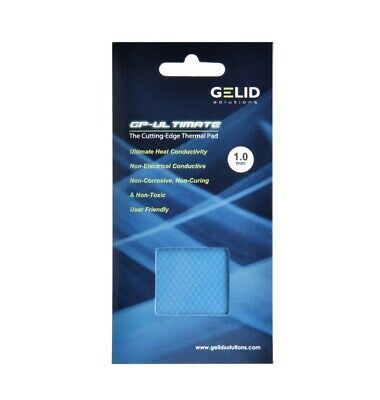 Gelid Solutions GP Ultimate 1mm Thick Thermal Pad (90 X 50 X 1.0 Mm) W/mK 15 • 12.97£