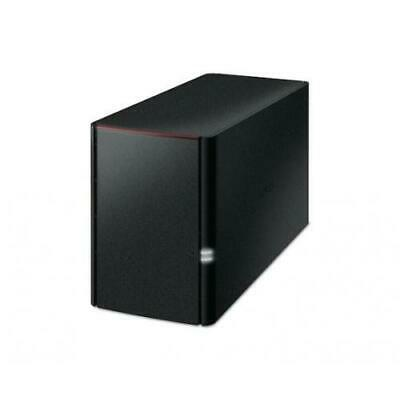 Buffalo LinkStation 220 NAS 8TB Red • 381.55£