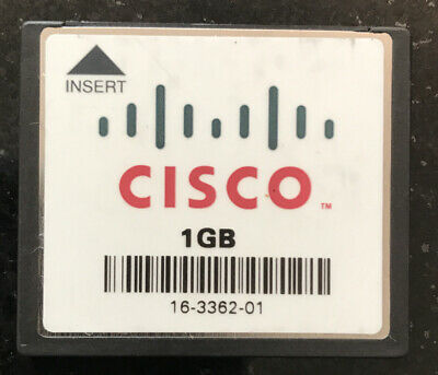 Cisco MEM-CF-1GB Compact Flash • 19.50£