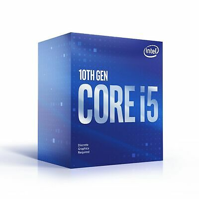 Intel Core I5 10400F 2.9GHz Hexa Core LGA1200 CPU  • 162.95£