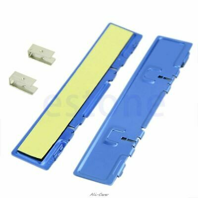 2PCS Aluminum Alloy DDR SDRAM RAM Memory Stick Cooler Heat Spreader Heatsink PC • 6.19£