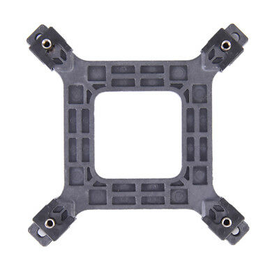 Plastic Backplate Socket Intel LGA 775 CPU Bracket Holder Cooler Radiators Ba^JP • 4.28£
