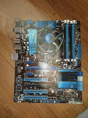 I5 2500k 3.3Ghz With Asus Motherboard • 27£