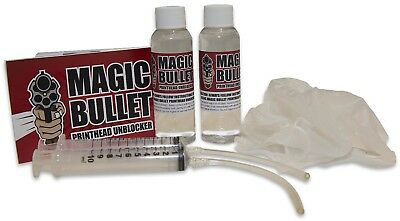 Twin Magic Bullet Printhead Cleaner And Unblocker Kit  • 14£