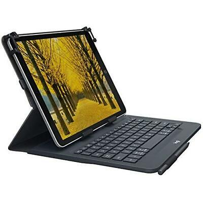 Logitech Universal Folio 9-10 Inch Tablet Case With Keyboard • 82.19£