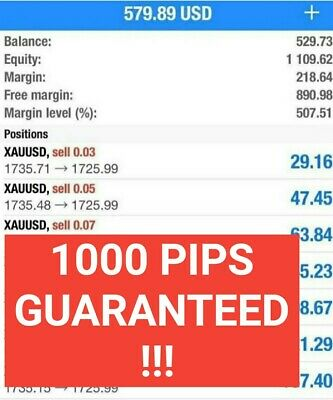 1 Week  Trial | Accurate Forex Trading Signals ✅| I Will Deliver High Results ✅ • 0.12£