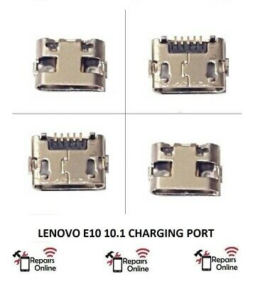 Micro USB Charging Port Socket Connector For Lenovo E10 10.1 - TB-X104F • 4.45£