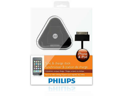 Genuine Philips Compact Dock To Sync And Charge DLM2246/10 • 8.99£