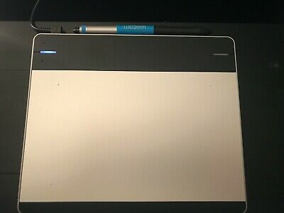 Wacom Intuos Pen & Touch Small CTH-480/S Graphics Tablet + Wireless Kit • 60£