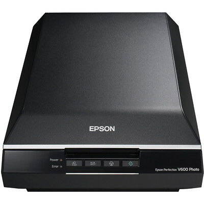 Epson Perfection V600 6400 X 9600 DPI Flatbed Scanner A4 • 255£