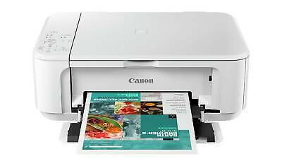 Canon PIXMA MG3650S Wireless Inkjet Printer - White BRAND NEW • 59.95£