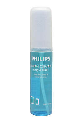 Philips SVC1111P/05 Screen Cleaner Solution With MicroFibre Cloth   30ml  • 2.95£