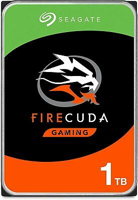 1TB Seagate 7mm 2.5  8GB Solid State Hybrid SSHD Gaming Hard Drive PS3 PS4 PC  • 53.95£