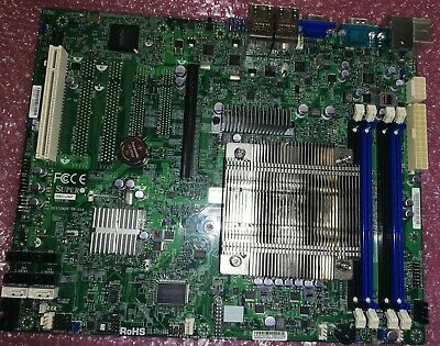 Supermicro X9SCi-LN4F Single Socket Motherboard, Great For Builds • 40£