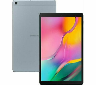 New SAMSUNG Galaxy Tab A 10.1  Tablet (2019) T510 - 32 GB, Silver Android WiFi  • 179£