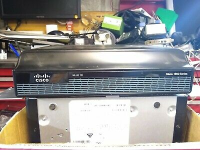 Router Cisco 1941 K9 V05 • 35£