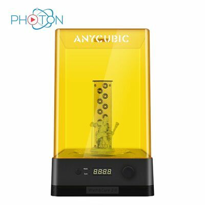 UK ANYCUBIC 3D Printer Wash & Cure Machine 2 In1 UV Curing For LCD 3d Printer • 119£