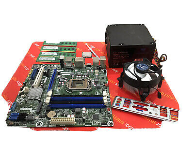 Intel I5 Motherboard Cpu Bundle 16gb Ram • 36£