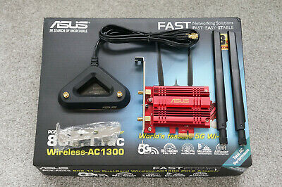 ASUS PCE-AC56 PCI Wireless Express Adapter - Boxed • 44.99£