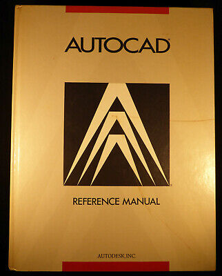 ACAD Reference Manual • 10£
